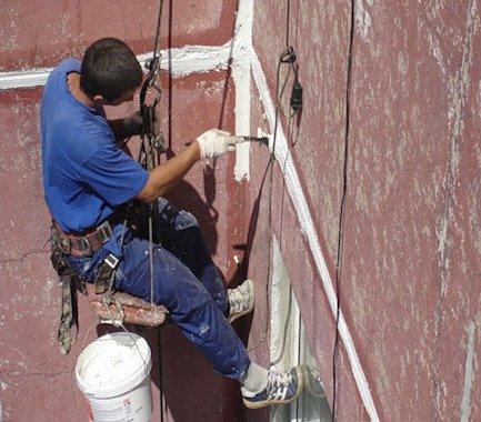 ремонт межпанельных швов