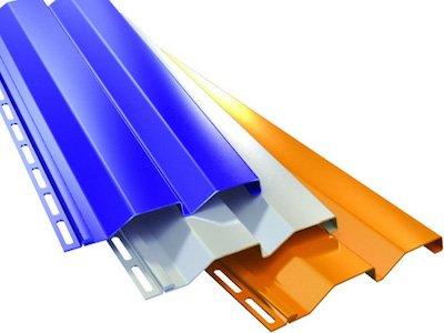 Металлический сайдинг для вашего фасада