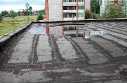 ремонт кровли крыши многоквартирного дома