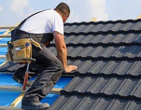 частичный ремонт кровли крыши