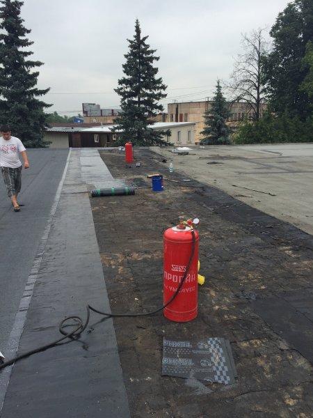 ремонт мягкой кровли в Подольске