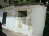 Расшивка трещин - Расшивка трещин и частичная шпаклёвка стен фасада (бюджетный вариант)