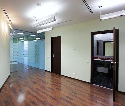 отделка и ремонт офисов