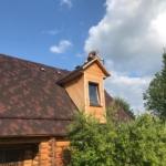 ремонт крыши частного дома МО